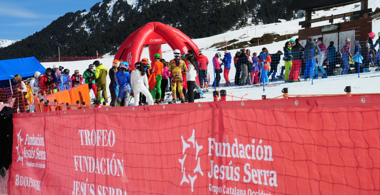 Competición – Trofeo Fundación Jesús Serra en Baqueira Beret 2018
