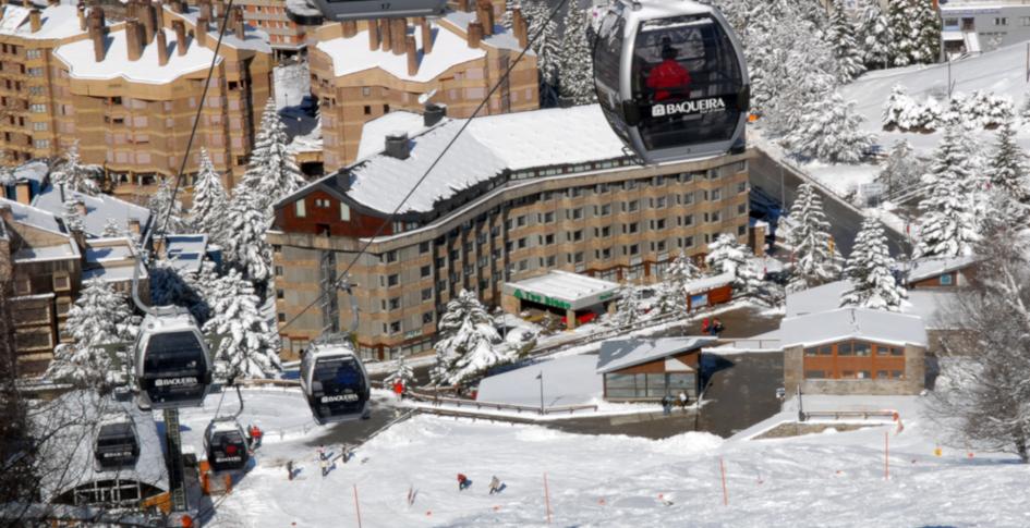 El Hotel Tuc Blanc abre sus puertas en menos de un mes