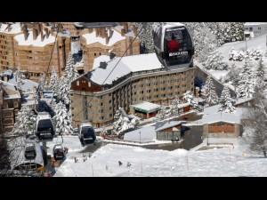 Hotel Tuc Blanc. Retorno a casa