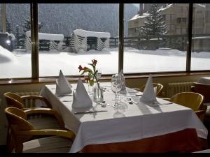 Restaurante del hotel Tuc Blanc