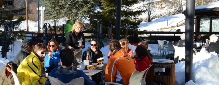 Hotel esquí Baqueira