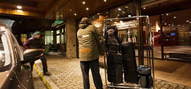 Hotel TucBlanc. Recepción