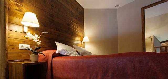 Hotel TucBlanc. Habitacion duplex