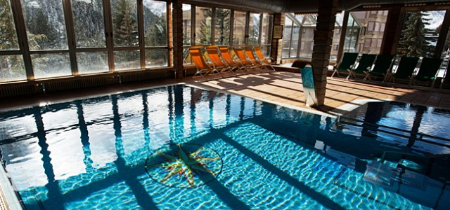 Hotel TucBlanc.Piscina climatizada, jakuzzi
