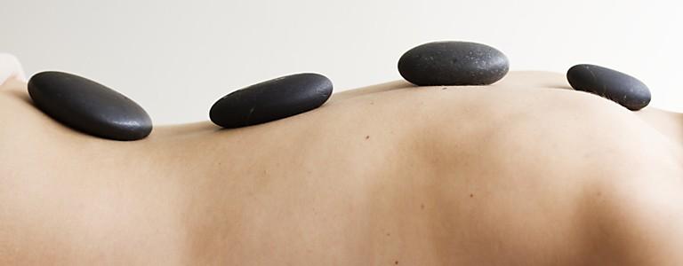 Teràpia amb pedres calentes
