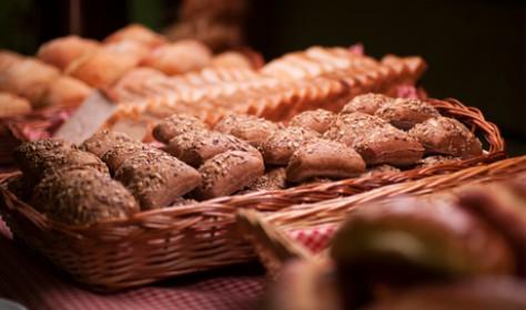 Extenso surtido de panes para satisfacer todos los gustos