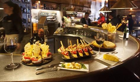 Cafeteria - Bar de Tapes Hotel TucBlanc Baqueira
