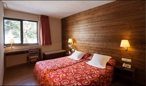 Chambre Individuelle/Double
