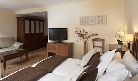 Habitació Junior Suite Hotel Tuc Blanc Baqueira